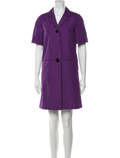 Marni Mini Dress Purple