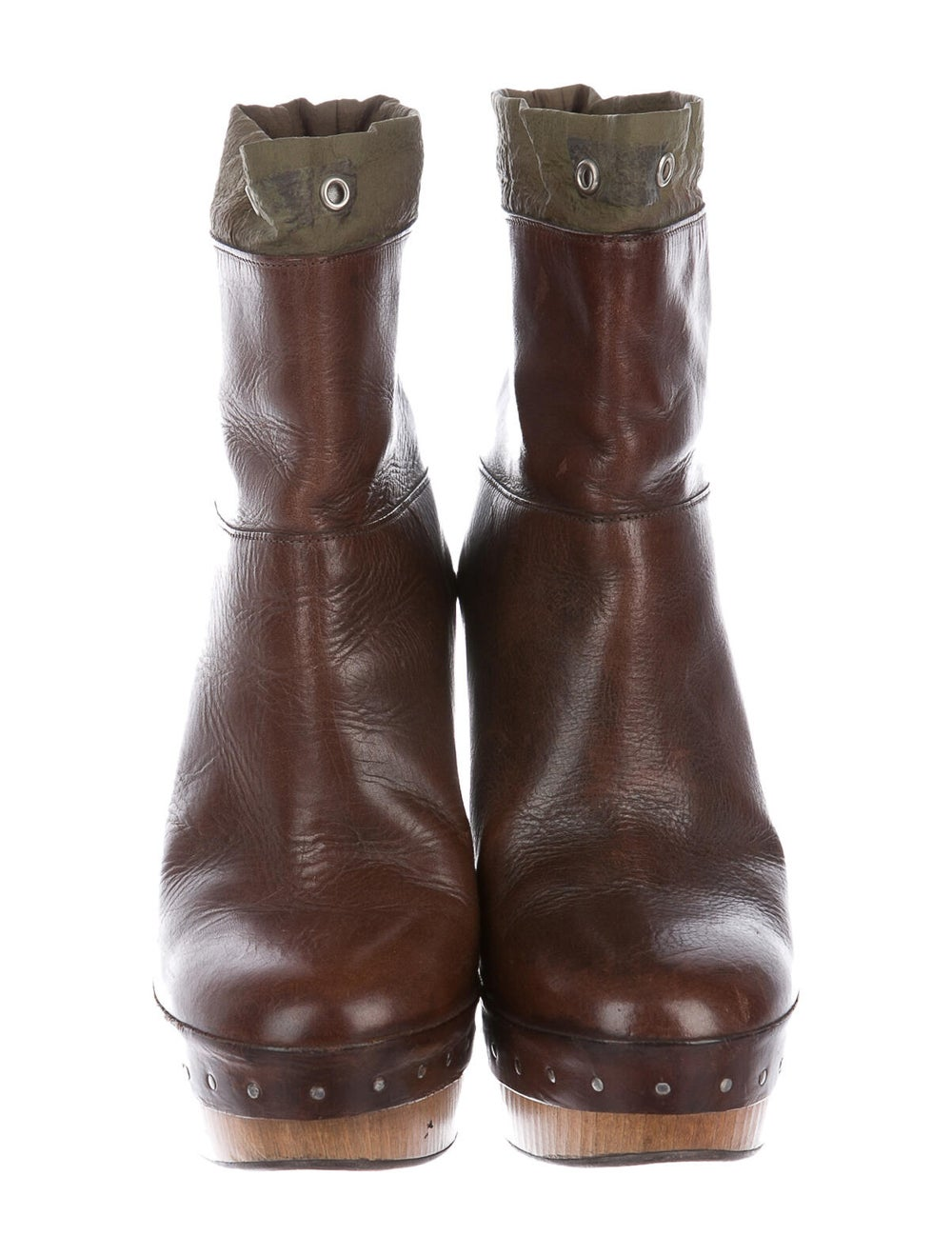 Marni Leather Boots Brown - image 3