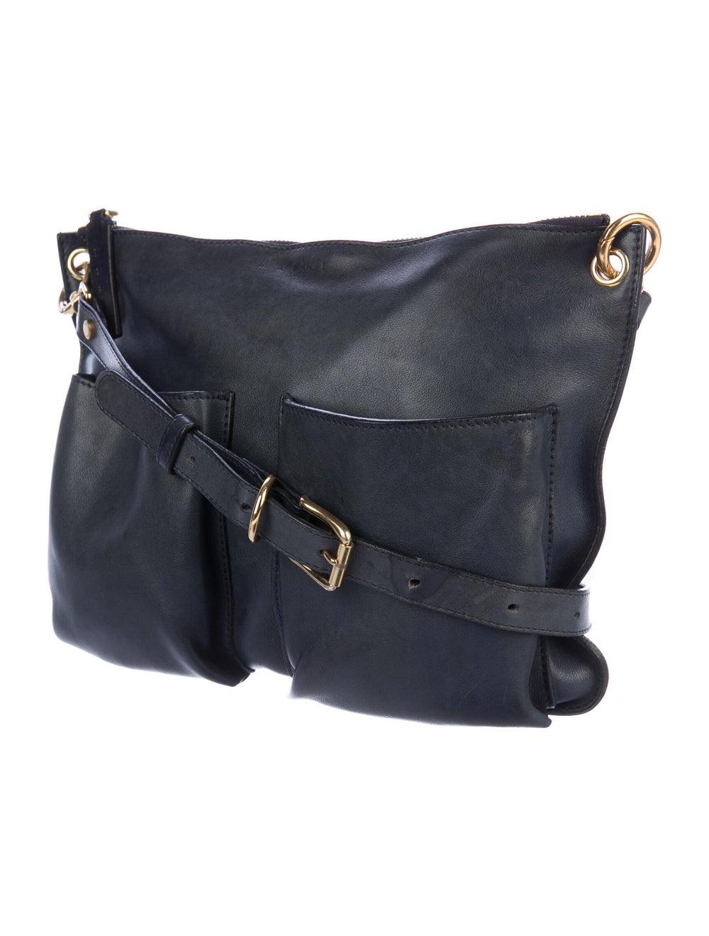 Marni Bandoleer Messenger Bag Blue - image 3