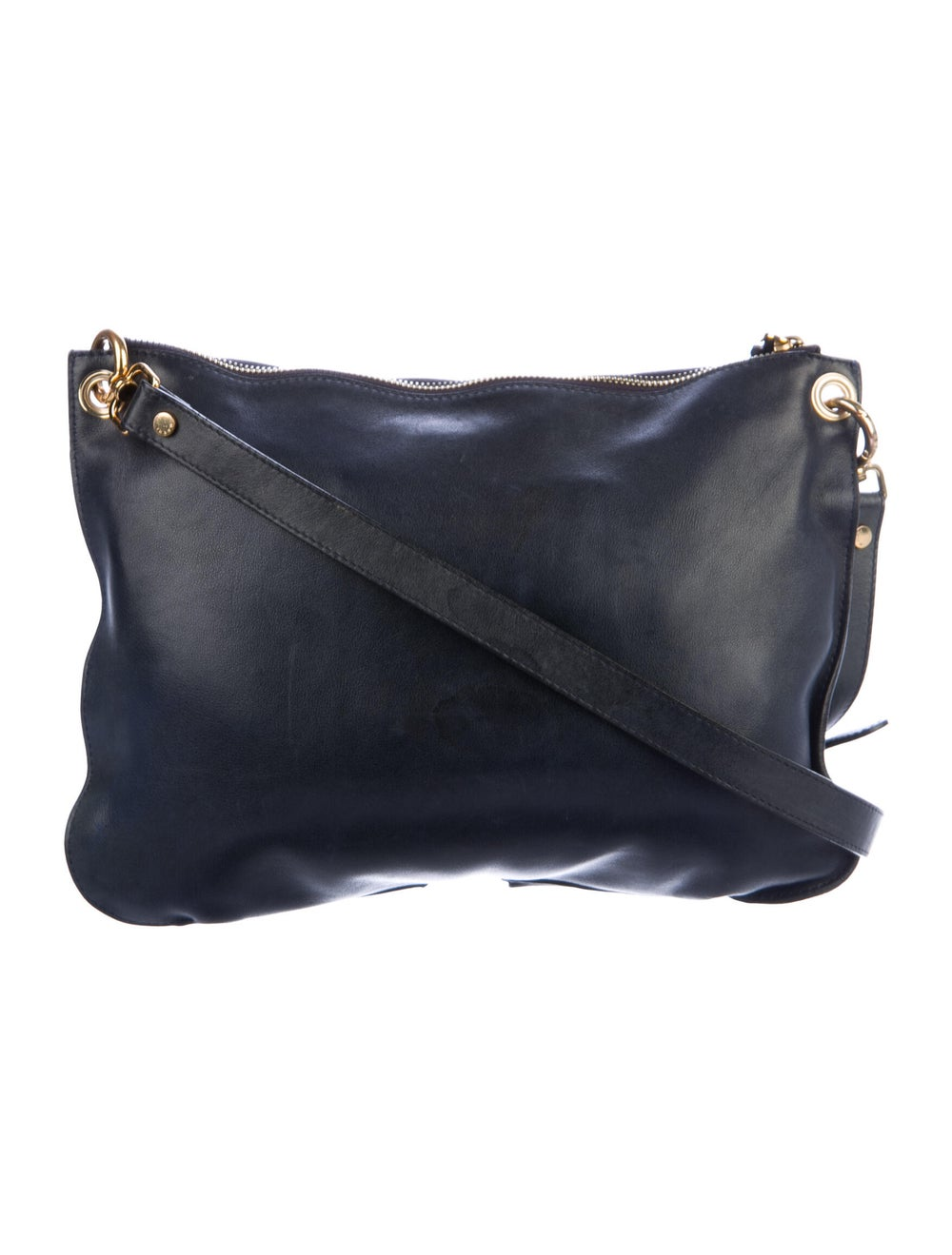 Marni Bandoleer Messenger Bag Blue - image 4