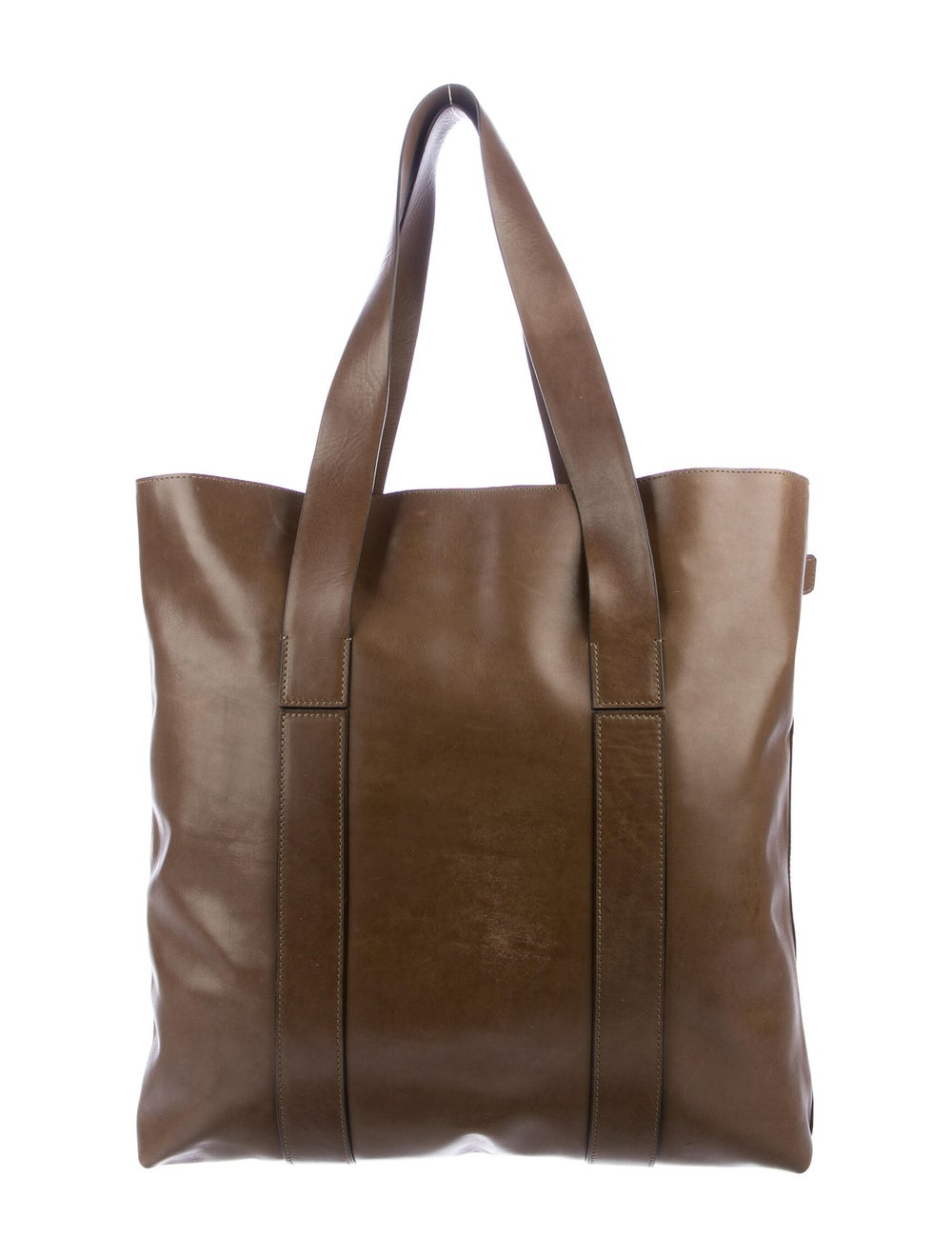 Marni Leather Tote Brown - image 4
