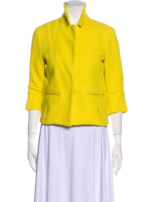 Marni Blazer Yellow