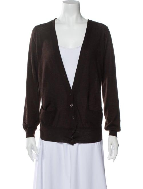 Marni Vintage Cashmere Sweater Brown