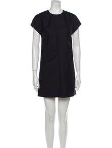 Marni Virgin Wool Mini Dress w/ Tags