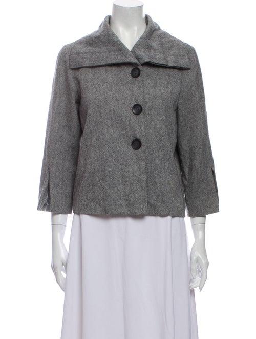 Marni Wool Cape Wool