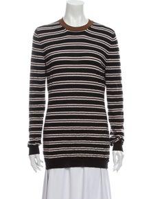Marni Cashmere Striped Sweater