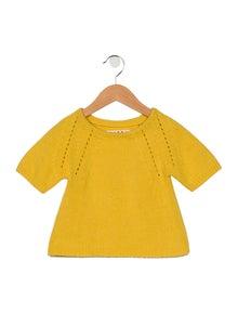 Marni Girls' Wool-Blend Knit Sweater