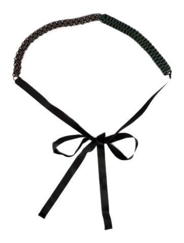 Ribbon Chain Belt