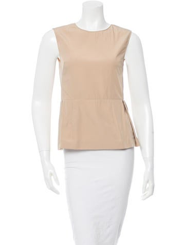 Marni Sleeveless Top None