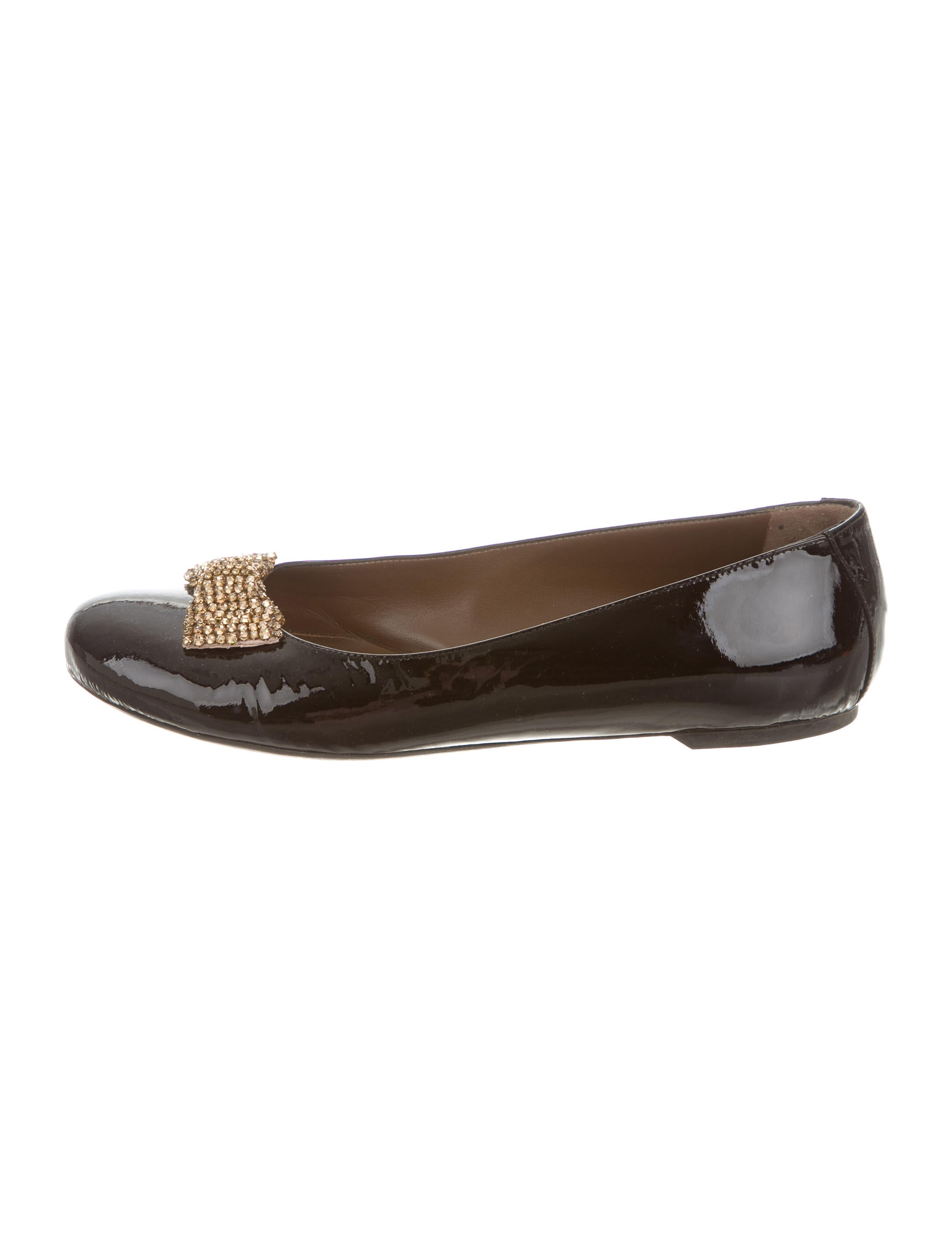 Marni Round-Toe Patent Leather Flats cheap choice cheap sale nicekicks tumblr sale online free shipping best place with mastercard cheap price Cgmlp6sPAT