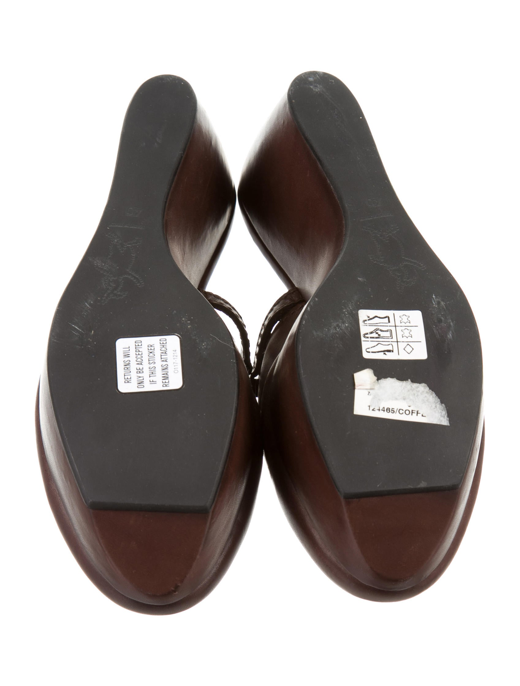 marni leather platform mules shoes man47287 the realreal