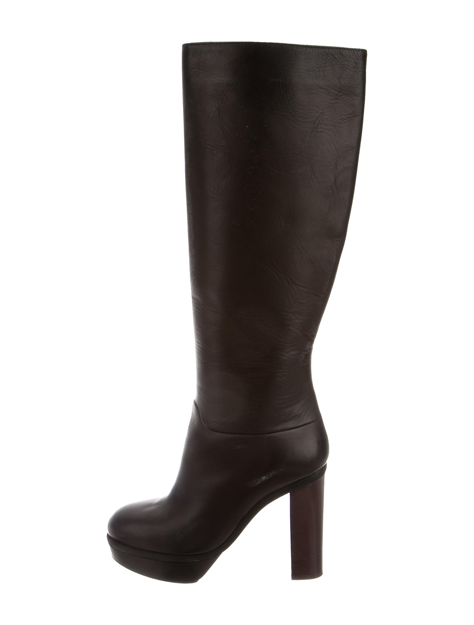 Buy the latest black platform knee high boots cheap shop fashion style with free shipping, and check out our daily updated new arrival black platform knee high boots at taradsod.tk