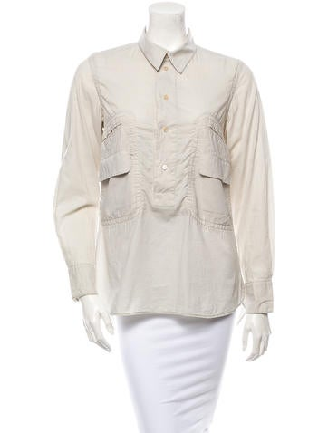 Marni Button-Up Top None
