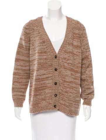 Marni Wool Mélange Cardigan None