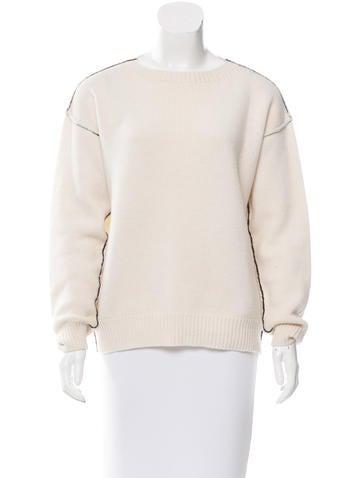 Marni Wool Oversize Sweater None