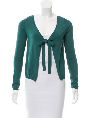 Marni Lightweight Knit Cardigan w/ Tags None