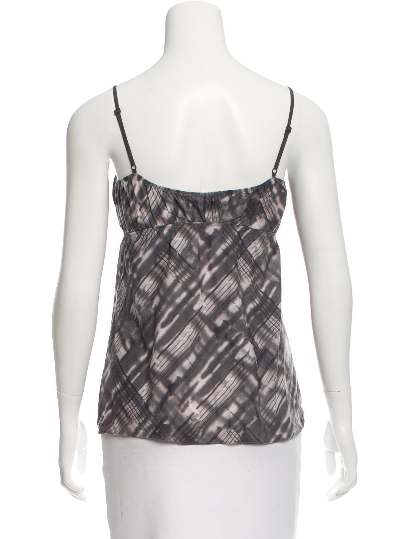 Marni tie dye sleeveless top clothing man51133 the for Tie dye sleeveless shirts
