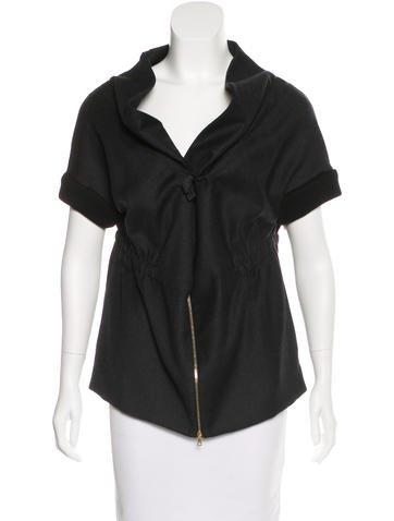 Marni Wool Short Sleeve Jacket w/ Tags None