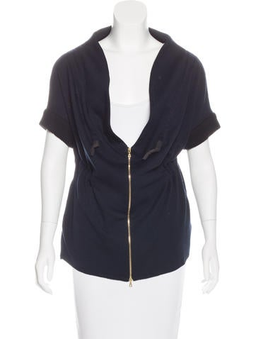 Marni Wool Short Sleeve Jacket None