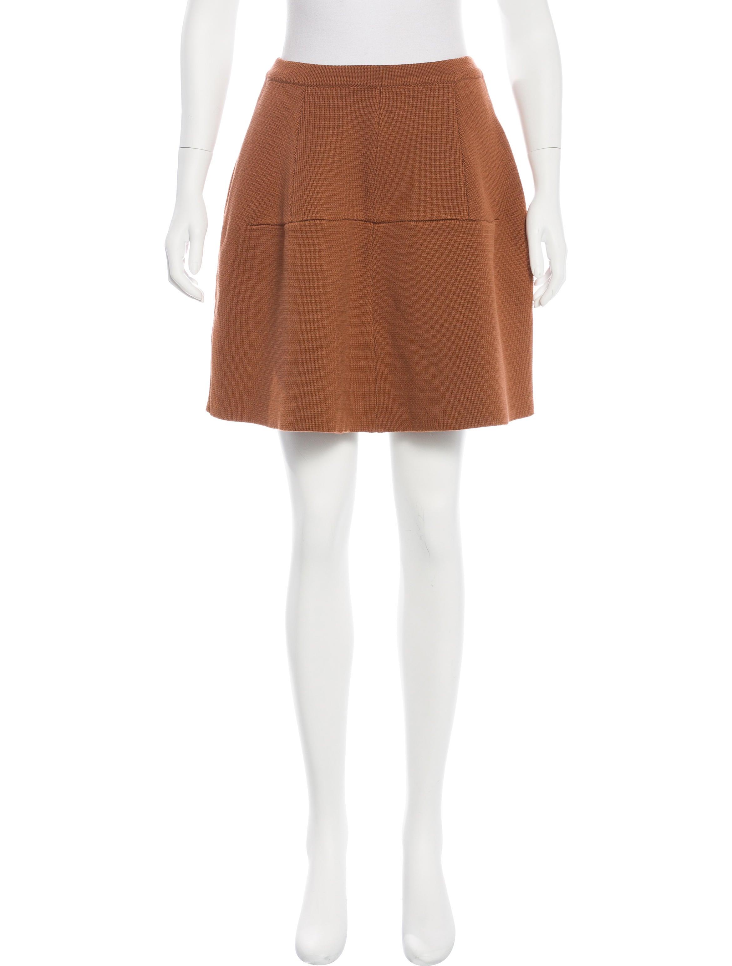 Knit A Line Skirt 64