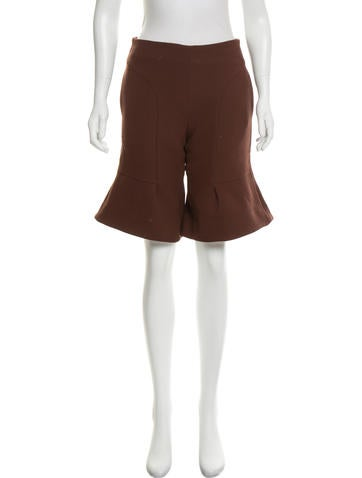 Marni Wool Bermuda Shorts None