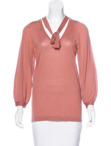 Marni Cashmere Knit Sweater None