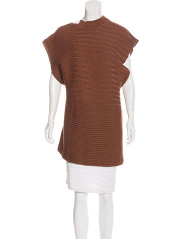 Marni 2016 Marron Knit Tunic w/ Tags None