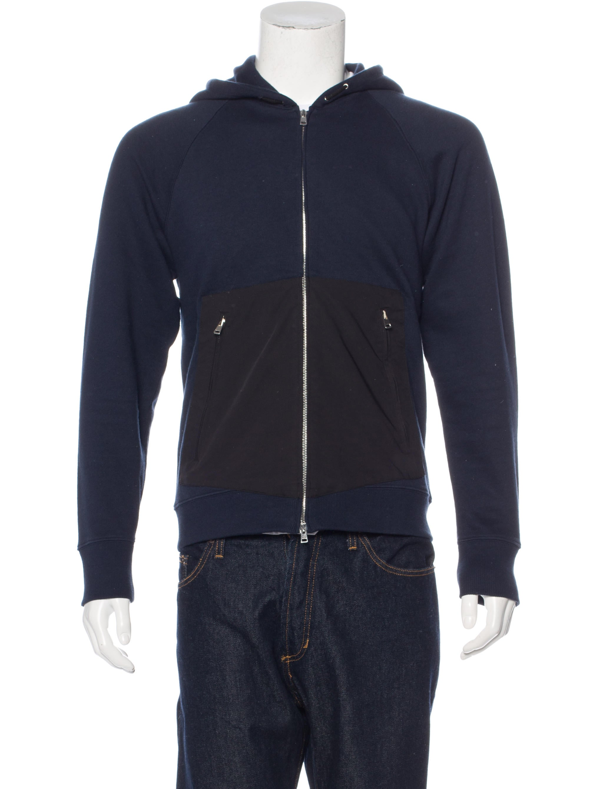 Zip Hoodie Knitting Pattern : Marni Knit Zip Hoodie - Clothing - MAN58002 The RealReal