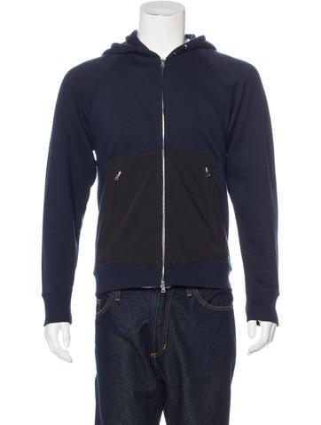 Marni Knit Zip Hoodie - Clothing - MAN58002 The RealReal