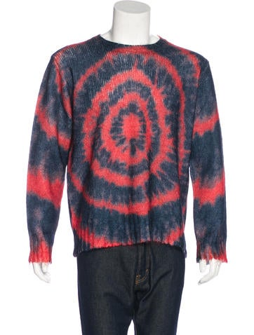 Marni 2016 Tie Dye Sweater w/ Tags None