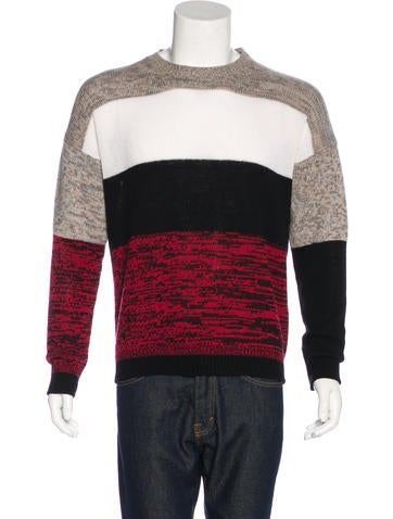 Marni Striped Cashmere Sweater w/ Tags None