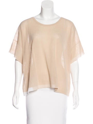 Marni Oversize Knit Top w/ Tags None