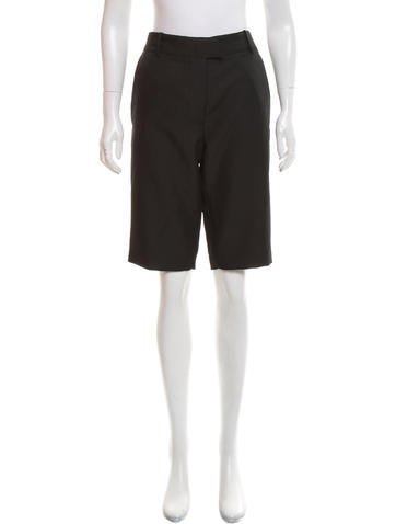 Marni Knee-Length Knit Shorts None