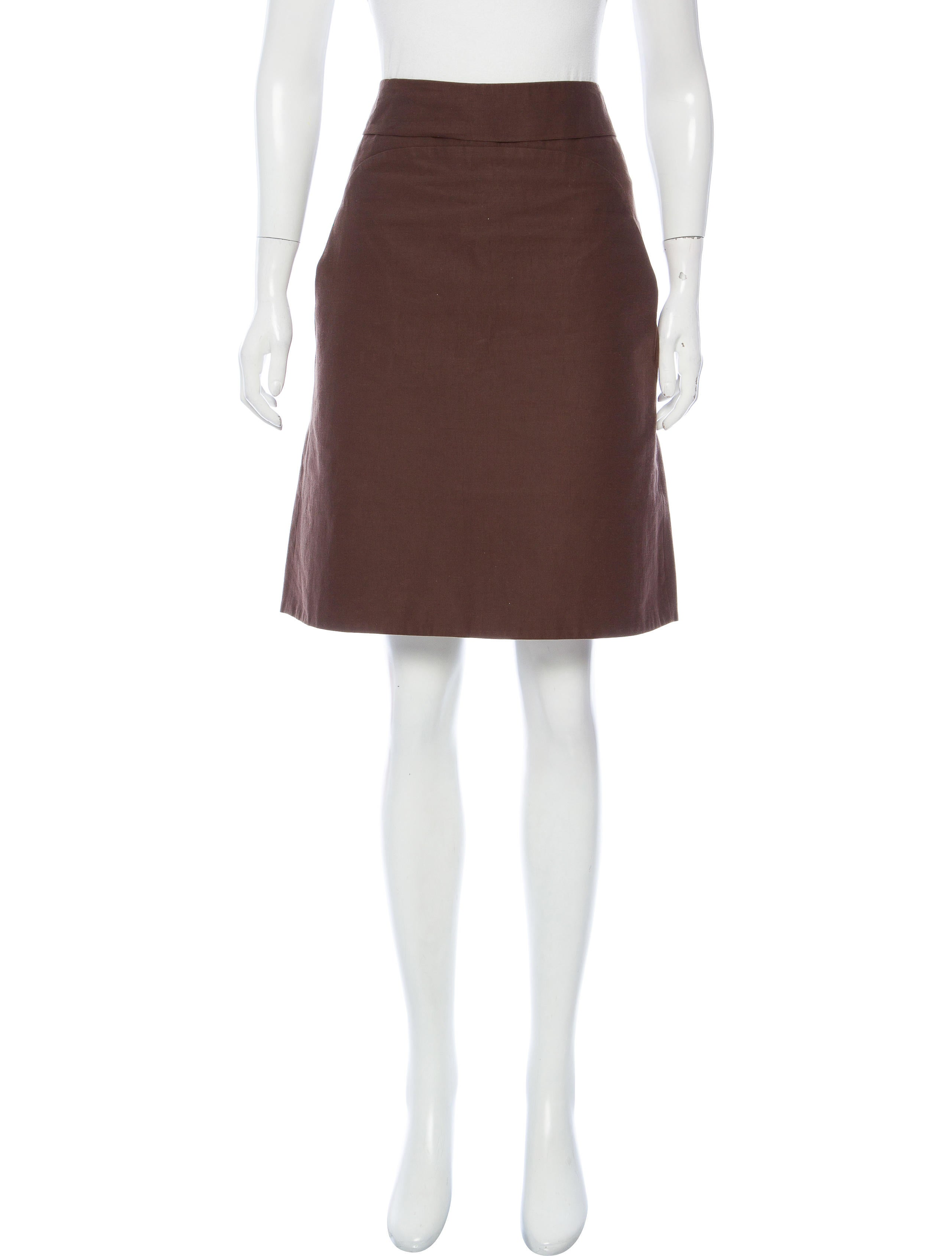 marni casual knee length skirt clothing man60371 the