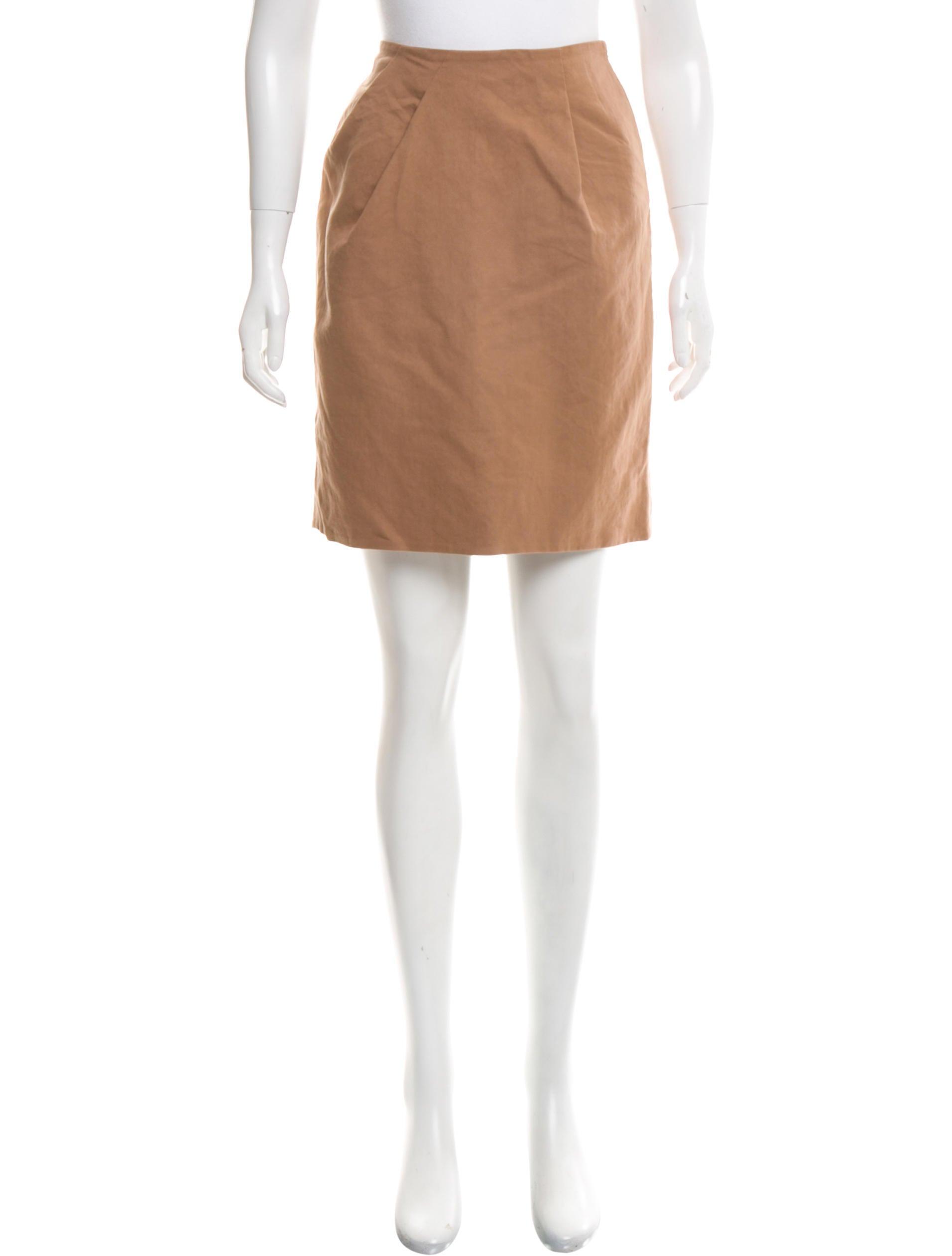 marni knee length pencil skirt clothing man60406 the