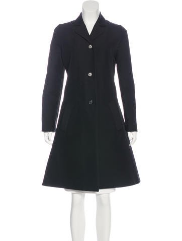Marni Woven Long Coat None