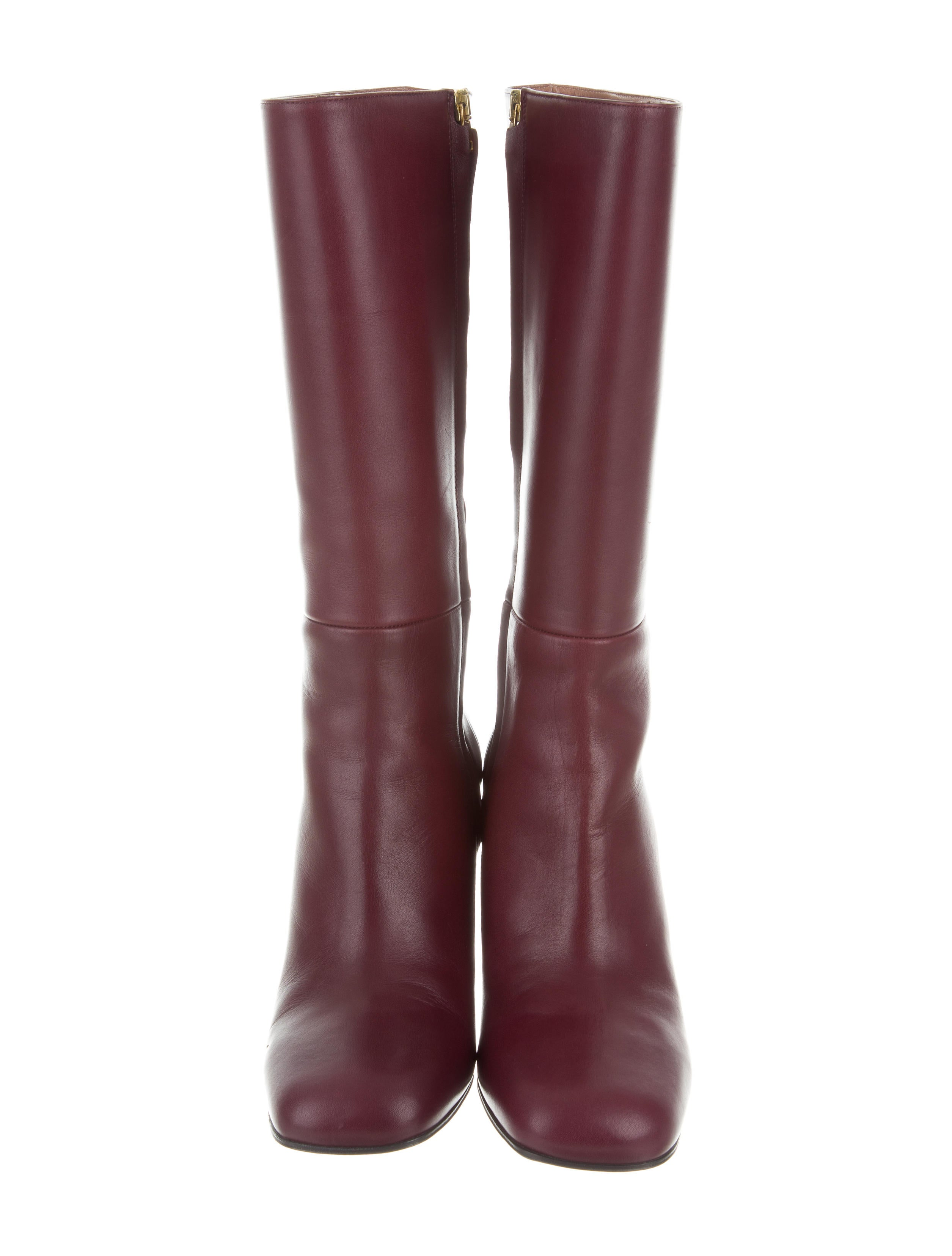Marni Colorblock Mid-Calf Boots cheap sale collections lBEPL