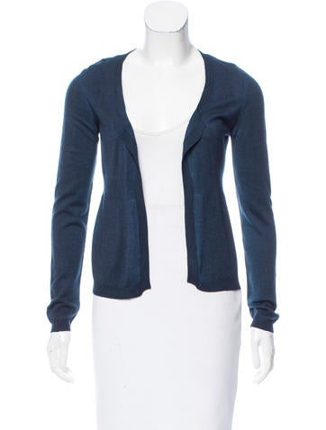 Marni Cashmere Knit Cardigan None