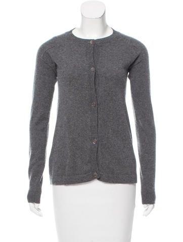Marni Cashmere Button-Up Cardigan None
