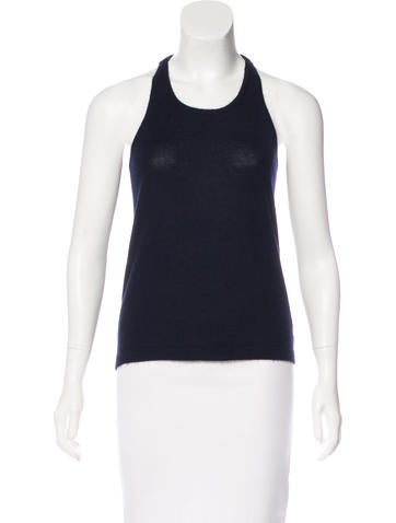 Marni Cashmere Sleeveless Top None