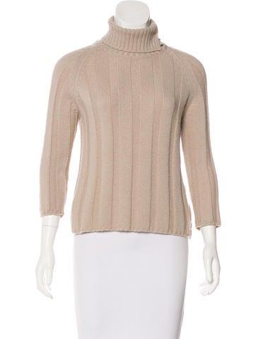 Marni Wool Turtleneck Sweater None