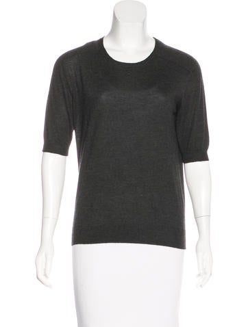 Marni Knit Cashmere Top None