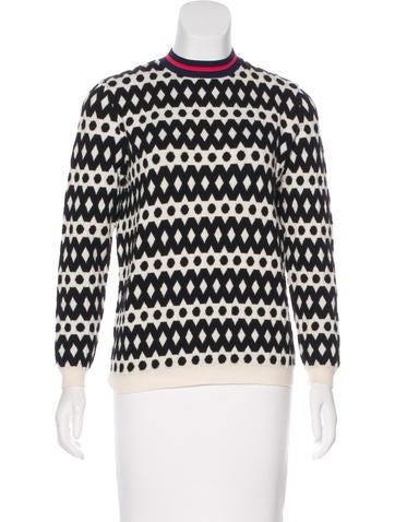 Marni Wool Knit Sweater None