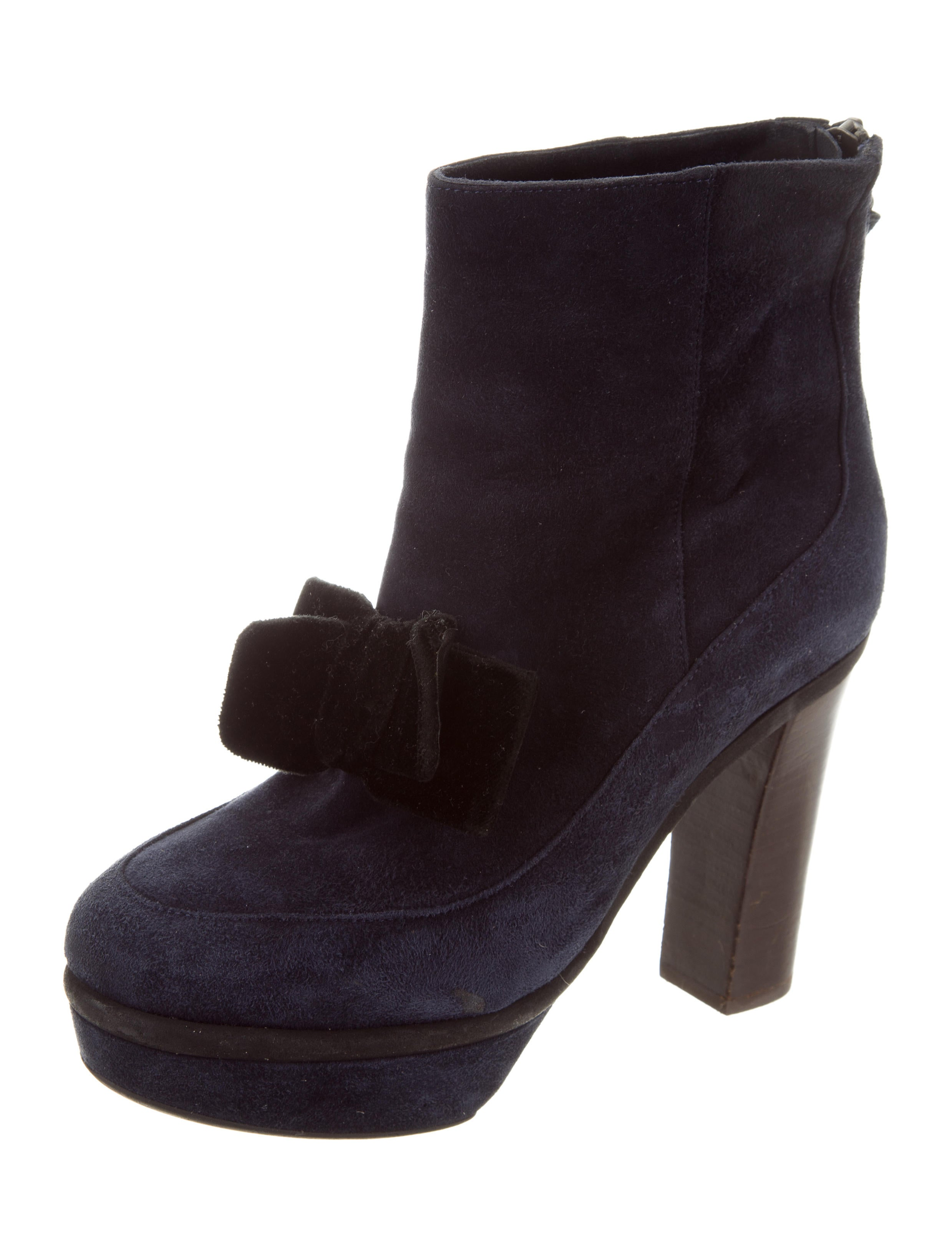 Marni Suede Platform Ankle Boots buy cheap Manchester for nice online marketable for sale 5B5Gk