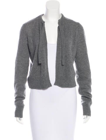 Marni Knit Cashmere Cardigan None