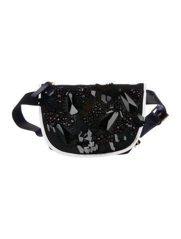Embellished Waist Bag