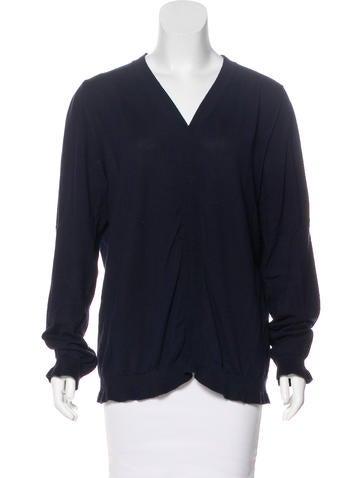 Long Sleeve Knit Sweater