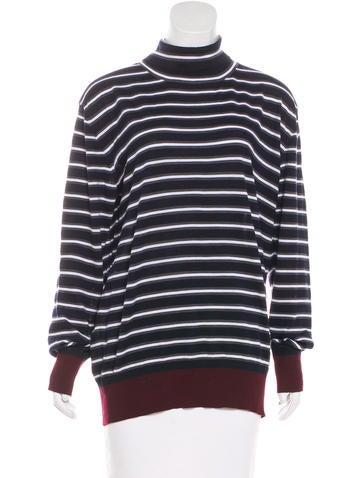 Marni Wool Striped Top None