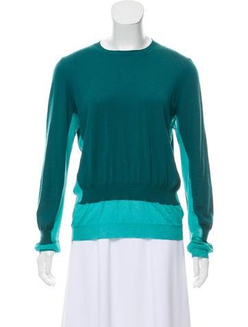 Marni Lightweight Cashmere Top None