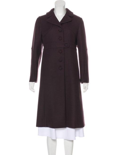 Marni Wool Long Coat wool